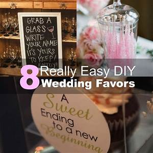 8 easy diy wedding favors 2015 With free wedding favor samples