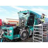 Lkw Unfall Heute A7 Social Networking Pictures | Babaimage