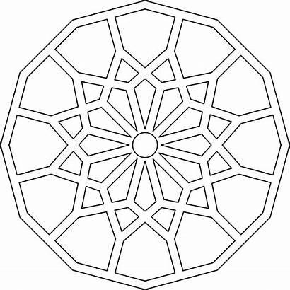 Islamic Geometric Patterns Pattern Line Islam Architecture