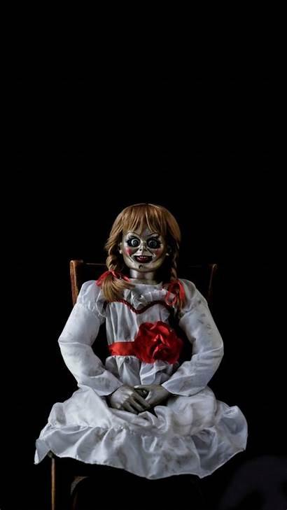 Annabelle Doll Horror