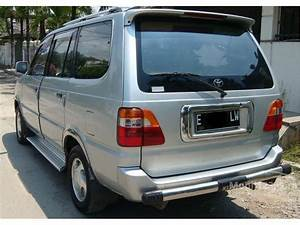 Jual Mobil Toyota Kijang 2003 Lgx 1 8 Di Jawa Barat Manual