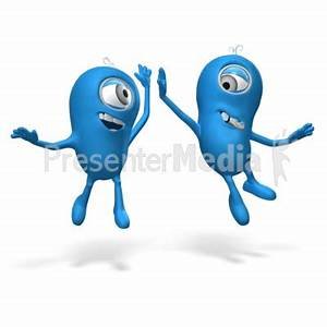 Animated high five clip art clipart collection