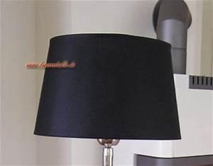 Lampenschirm Für Stehlampe : lampenschirm schwarz elegant f r stehlampe stehleuchte zur deko kaufen bei helga freier ~ Orissabook.com Haus und Dekorationen