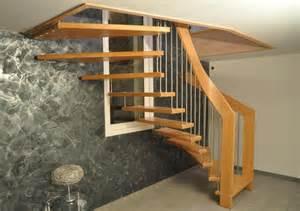 Escalier Tournant by Escalier Suspendu Viva