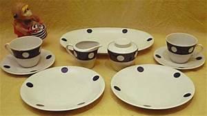 Weisses Porzellan Geschirr : porzellangeschirr der 60er ~ Buech-reservation.com Haus und Dekorationen