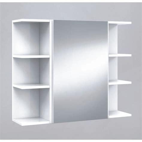 set de el 233 ment haut de salle de bain avec miroir 201 tag 232 re d angle 20 cm achat vente armoire