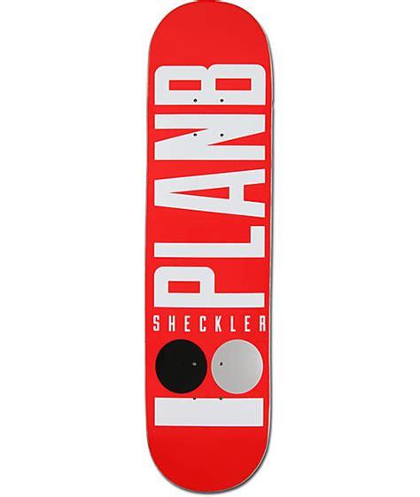 plan b skateboard decks 75 plan b sheckler basic 7 75 quot skateboard deck