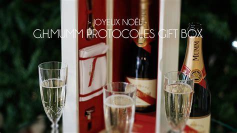 joyeux noel ghmumm protocoles gift box joshuas digital