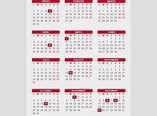 Calendario laboral 2017 ¿dónde es festivo el 25 de julio