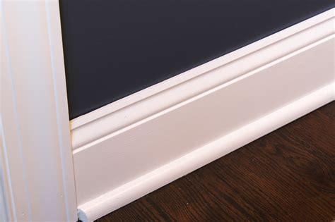 remove wall trim  surznick common room