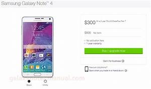 Samsung Galaxy Note 4 Now Available In Canada