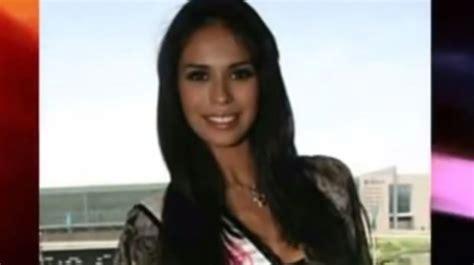Tiene 25 años, fue reina de belleza y es sospechosa en la ...