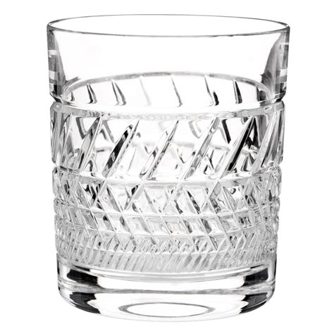 verre 224 whisky en cristal maisons du monde