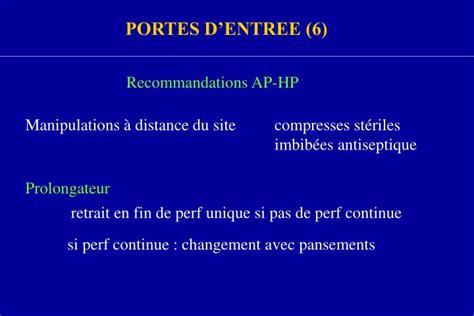 infection chambre implantable ppt prevention des infections de catheters a chambre