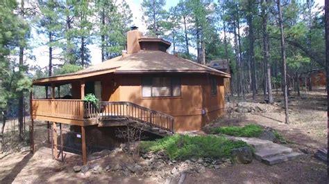 bedroom cabin  sale  white mountain summer homes  pinetop az youtube