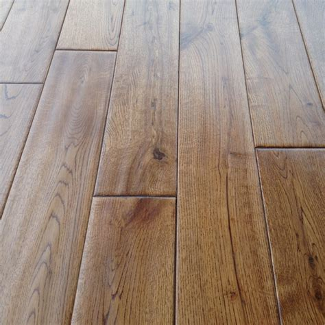 Prefinished White Oak Flooring by White Oak Saddle Hardwood Flooring Handscraped Abcd 4 9 Quot