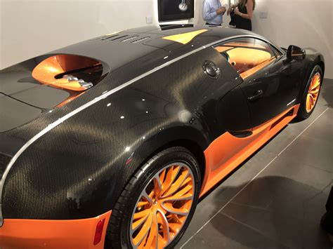Official site for new york international auto show tickets. Bugatti Chiron Unveiled at Phillips Auction House in New York City   https ...