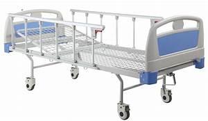 China One Crank Manual Hospital Bed  Sk-mb117