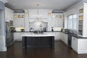 white kitchen island with black granite top pin by stevenson on my house idea