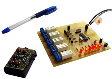 Build Infrared Remote Control System