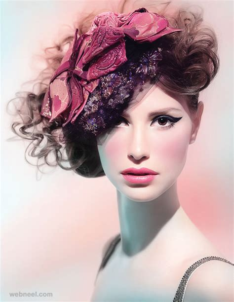 fashion photography examples  famous american