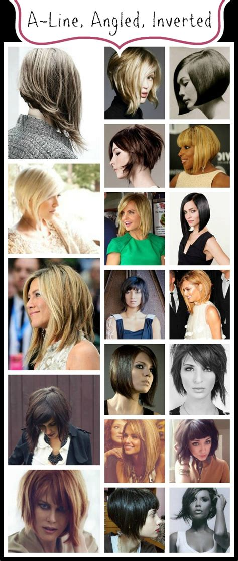 7 Different Kinds of Bob Hairstyles Pretty Designs