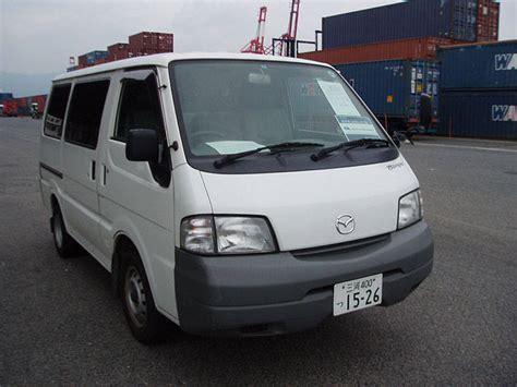 mazda van new 2005 mazda bongo van photos 1800cc gasoline automatic