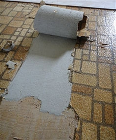 linoleum inspection internachi