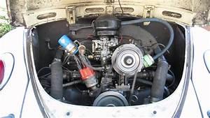 1963 Vw Bug Engine Start And Run