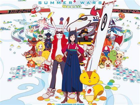 Wars Anime Wallpaper - summer wars wallpapers wallpaper cave