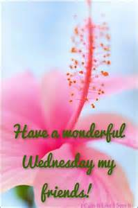 Happy Wednesday Good Morning Friends Quotes