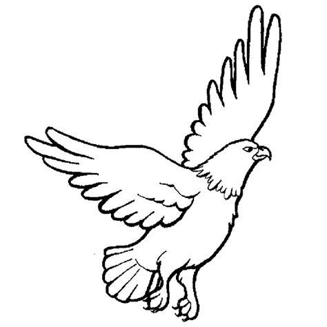 dessins de coloriage aigle  imprimer sur laguerchecom