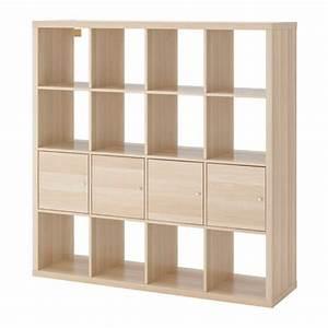 Ikea Kallax Regal Boxen : kallax regal mit 4 eins tzen eichenachbildg wei las ikea ~ Michelbontemps.com Haus und Dekorationen