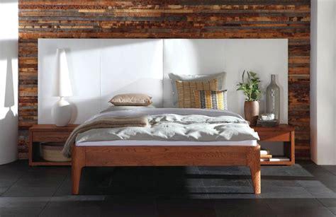 Bett Mit Wandpaneel by Hasena Oak Line Bett Xylo Eiche Cognac M 246 Bel Letz Ihr