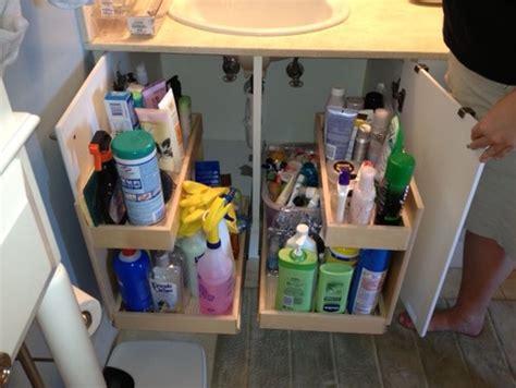 Ways To Organize Under A Sink