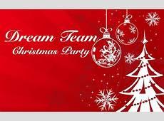 Dream Team Christmas Party at Rosenberg Civic Center