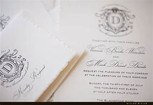 A classic elegant blackstone hotel wedding chicago for Luxury wedding invitations dubai