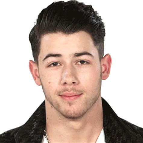 Nick Jonas Haircuts