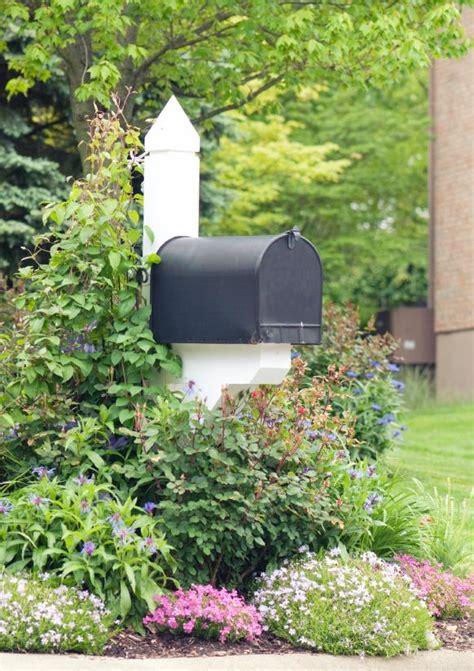 mail box garden ideas photograph mailbox landscape design