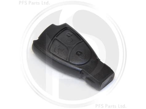 Mercedes Replacement Remote Key Fob Case