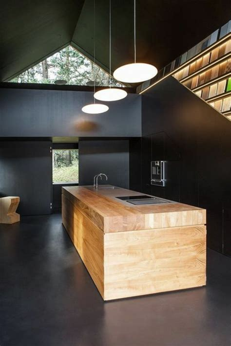 Moderne Küche Mit Kochinsel by 90 Moderne K 252 Chen Mit Kochinsel Ausgestattet
