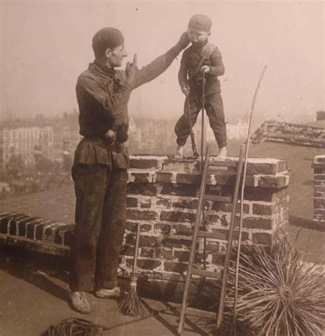 child chimney sweeps dark chapter  sweep history
