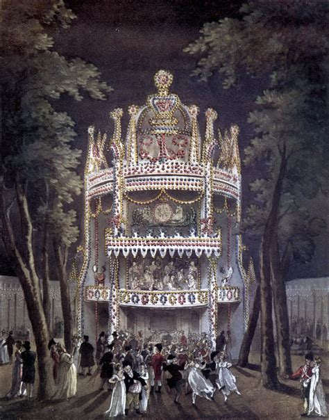 vauxhall gardens london tom clark thomas hood sonnet to vauxhall