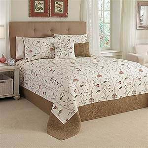amherst bedspread 100 cotton bed bath beyond With bed bath and beyond king size quilts