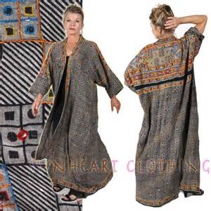 Plus Size Bohemian Style Clothing
