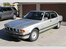 Buy used 1989 BMW 750iL Base Sedan 4Door 50L in Phoenix