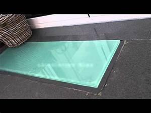 Sprühfarbe Für Glas : begehbares glas f r den fu boden oder als kellerschacht abdeckung youtube ~ Frokenaadalensverden.com Haus und Dekorationen
