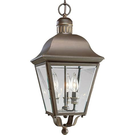 home depot outdoor hanging lights world imports sutton collection 4 light rust outdoor