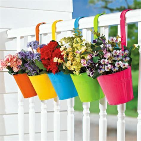 Hängende Blumen Balkon by H 228 Ngende Balkonpflanzen F 252 R Pr 228 Chtige Outdoor R 228 Ume
