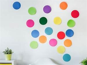 Zimmer Farbig Gestalten : kinderzimmer bunt gestalten tolle ideen tipps f r die w nde ~ Markanthonyermac.com Haus und Dekorationen